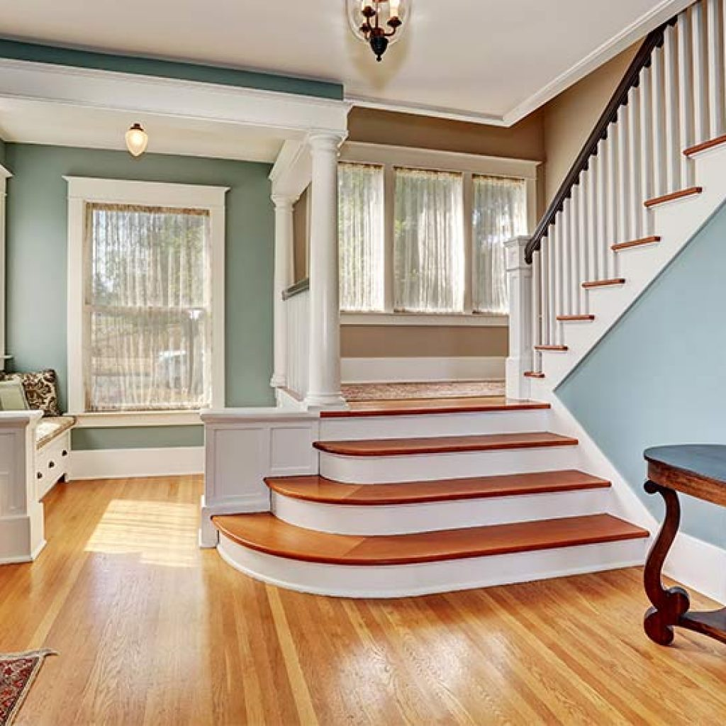 Impressive Stairs Pictures 2 Wood Stair Design Ideas: Traditional Staircase Design